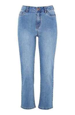 Happy Holly D?insy do kostki zprostymi nogawkami Maja light blue denim