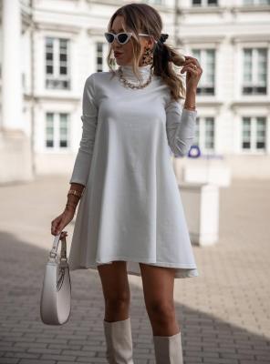 Sukienka Ellen - ecru  (L)