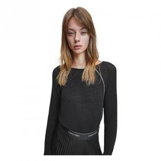 Calvin Klein Knitwear Swetry i bluzy Czarny Dorośli Kobiety Rozmiar: