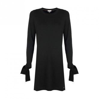 Tommy Hilfiger Sukienka 'Tarisa' Sukienki Czarny Dorośli Kobiety