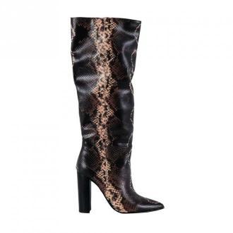 Steve Madden Tamsin high boots Obuwie Brązowy Dorośli Kobiety Rozmiar: