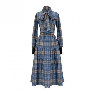 Kasia Zapała Sukienka Monalise Sukienki Niebieski Dorośli Kobiety
