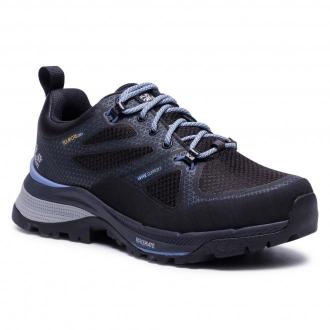 Trekkingi JACK WOLFSKIN - Force Striker Texapore Low W 4038891 Black/Blue