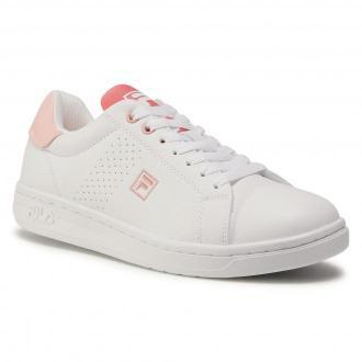 Sneakersy FILA - Crosscourt 2 Nt Wmn 1010900.85K White/Spiced Coral