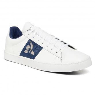 Sneakersy LE COQ SPORTIF - Elsa 2020405 Optical White/Estate Blue