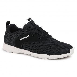 Sneakersy MERRELL - Flora Lace Breeze J598976 Black