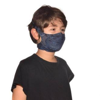 Maseczka dla dzieci BUFF® FILTER MASK KASAI NIGHT BLUE 126642 779 10 00