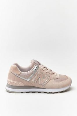 Buty New Balance WL574EQ SMOKED SALT WITH SILVER