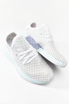 Buty adidas Deerupt Runner W CG6089 FOOTWEAR WHITE/GREY ONE/CLEAR MINT