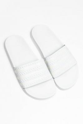 Klapki adidas ADILETTE W FW2291 WHITE