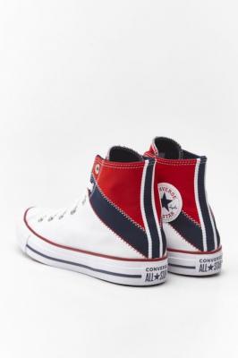 Trampki Converse 167028C UNIVERSITY RED/OBSIDIAN WHITE
