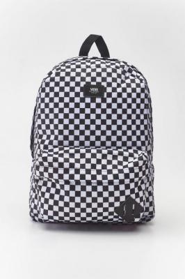 Plecak Vans MN OLD SKOOL III BAC VN0A3I6RHU01 BLACK/WHITE CHECKERBOARD