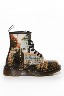 Buty Dr. Martens DM26315102 MULTI/BLACK