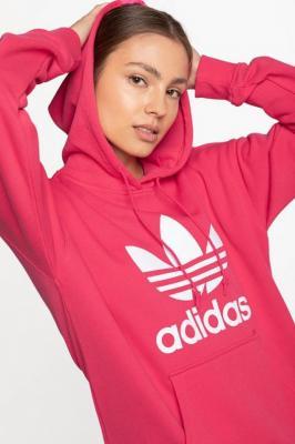 Bluza adidas TRF HOODIE GD2439 RASPBERRY