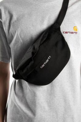 Saszetka Carhartt WIP Payton Hip Bag I025742-899006 BLACK/WHITE