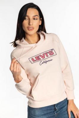 Bluza Levi's Graphic Short Hoodie 35946-0167 PINK
