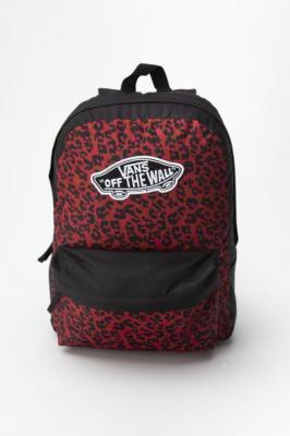 Plecak Vans Realm Backpack VN0A3UI6UY11 WILD LEOPARD