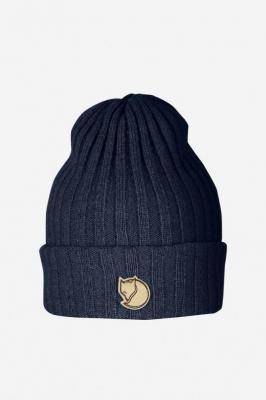 Czapka Fjallraven Byron Hat F77388-555 Dark Navy
