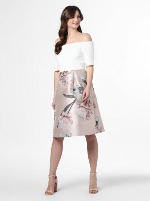 Ted Baker - Sukienka damska – Cathiey, różowy