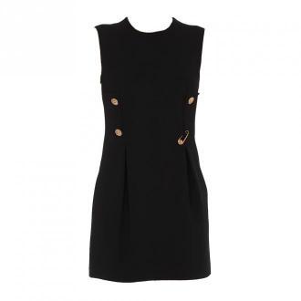 Versace Sukienka Sukienki Czarny Dorośli Kobiety Rozmiar: XS - 40 IT