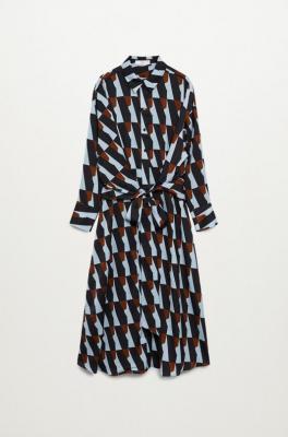 Mango - Sukienka Full