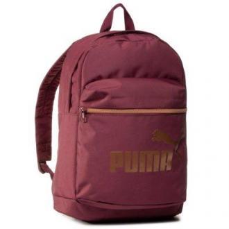 PUMA College Bag 7737404 Bordowy