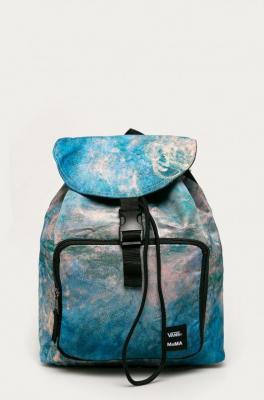 Vans - Plecak X MOMA MONET WATER LILY