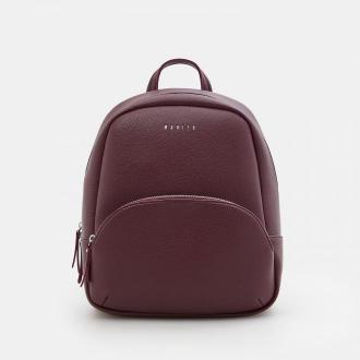 Mohito - Dwufunkcyjny plecak - Bordowy