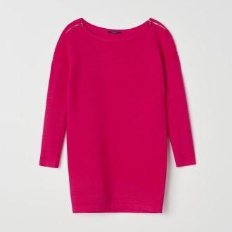 Mohito - Tunika z wiskozą - Różowy