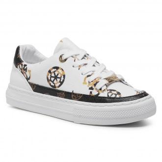 Sneakersy GUESS - Lusey FL8LUS FAL12 WHITE