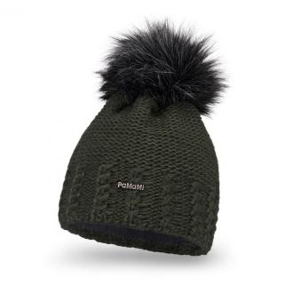 Zimowa czapka damska