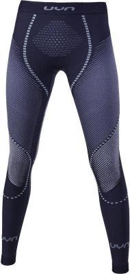 UYN Ambityon UW Długie spodnie Kobiety, deep blue/white/light blue XS 2020 Bielizna termiczna do biegania