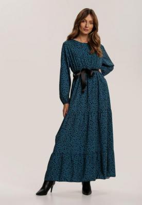 Niebieska Sukienka Cloudcliff