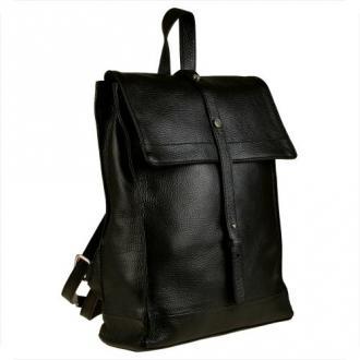 Duży i pojemny plecak skórzany skóra naturalna xl czarny