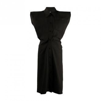 Bottega Veneta Sukienka Sukienki Brązowy Dorośli Kobiety Rozmiar: XS -