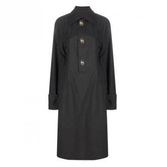 Bottega Veneta Sukienka Sukienki Brązowy Dorośli Kobiety Rozmiar: L -