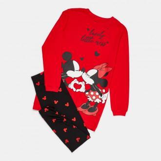 Sinsay - Dwuczęściowa piżama Disney - Czerwony