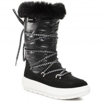 Śniegowce GEOX - D Kaula B ABX C D94AWC 022FU C9999 Black