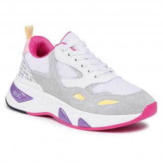 Sneakersy LIU JO - Hoa 01 BF0017 PX097  Plaster S1030
