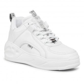 Sneakersy BUFFALO - Flat Smpl BN16303791 White