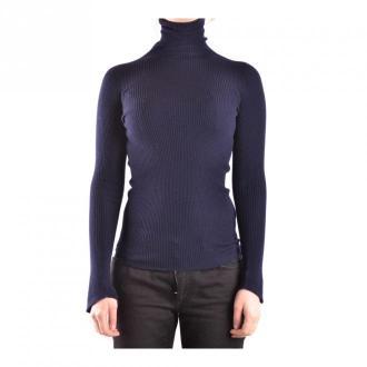 Pinko Sweatshirt Swetry i bluzy Niebieski Dorośli Kobiety Rozmiar: L