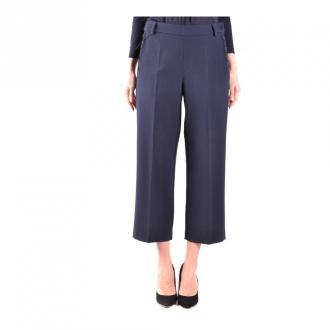 Armani Jeans Trousers Spodnie Niebieski Dorośli Kobiety Rozmiar: 40 IT