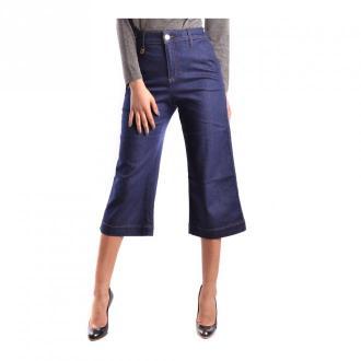 Armani Jeans Jeans Spodnie Niebieski Dorośli Kobiety Rozmiar: 38 IT