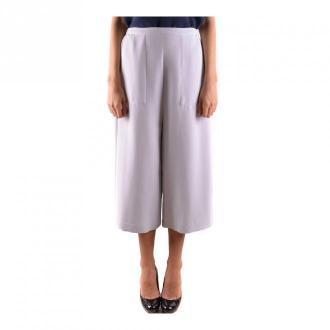 Armani Jeans Trousers Spodnie Szary Dorośli Kobiety Rozmiar: 44 IT