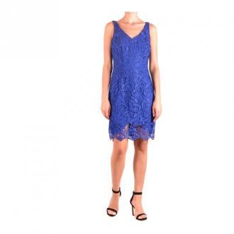 Ralph Lauren Sukienka Sukienki Niebieski Dorośli Kobiety Rozmiar: M -