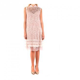 Miu Miu Dress Sukienki Różowy Dorośli Kobiety Rozmiar: XS - 40 IT