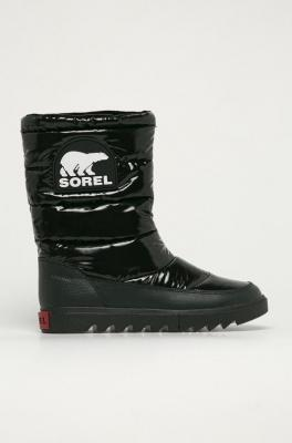 Sorel - Śniegowce Joan Of Arctic Next Lime