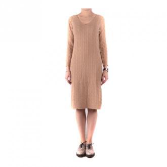 Ralph Lauren Sukienka Sukienki Beżowy Dorośli Kobiety Rozmiar: S