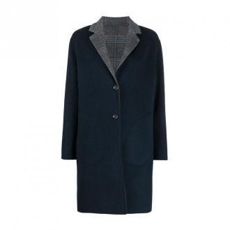 Tommy Hilfiger płaszcz Płaszcze Niebieski Dorośli Kobiety Rozmiar: 36