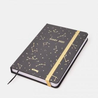 Sinsay - Kalendarz książkowy 2021 - Wielobarwny